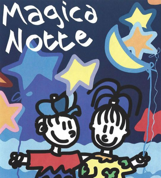 Magica Notte dei bambini 2016 Porto San Giorgio